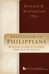 Invitation to Philippians: Building a Great Church Through Humility - eBook