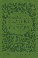 One-Minute Prayers for Those with Cancer - eBook