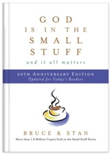 God Is in the Small Stuff 20th Anniversary Edition - eBook