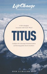 Titus, LifeChange Bible Study