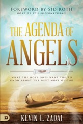 The Agenda of Angels: What the Holy Ones Want You to Know About the Next Move - eBook