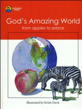 God's Amazing World from apples to zebras