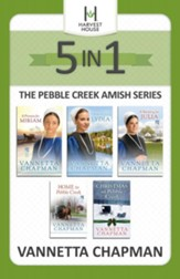 The Pebble Creek Amish Series: 5-in-1 eBook Bundle / Digital original - eBook