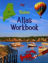 Our 50 States Atlas Workbook