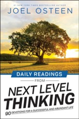 Daily Readings from Next Level Thinking: 10 Powerful Thoughts for a Successful and Abundant Life - eBook