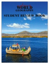 Exploring World Geography Student Review Book
