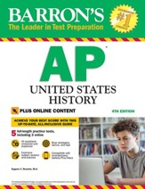 Barron's AP United States History, 4th Edition: With Bonus Online Tests - eBook