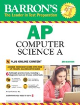 Barron's AP Computer Science A With Bonus Online Tests, 8th edition - eBook