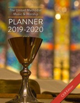 The United Methodist Music & Worship Planner 2019-2020 CEB Edition - eBook