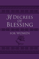 31 Decrees of Blessing for Women - eBook