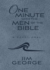 One Minute with the Men of the Bible - eBook