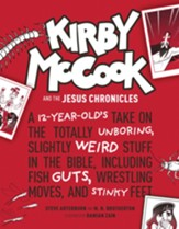 Kirby McCook and the Jesus Chronicles - eBook