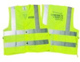 Concrete & Cranes: Adult Safety Vest