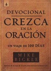 Devocional crezca en la oración (Growing in Prayer Devotional)