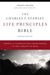 NKJV, Charles F. Stanley Life Principles Bible, 2nd Edition, eBook: Growing in Knowledge and Understanding of God Through His Word - eBook