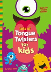 Lots of Tongue Twisters for Kids - eBook
