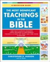 The Most Significant Teachings in the Bible - eBook