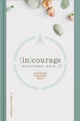 CSB (in)courage Devotional Bible - eBook