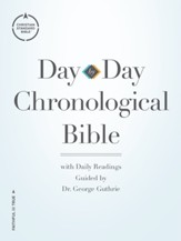 CSB Day-by-Day Chronological Bible -  eBook