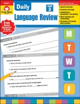 Daily Language Review, Grade 3 (2015 Revised Edition)