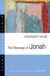 The Message of Jonah: Presence in the Storm - eBook