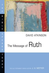 The Message of Ruth: The Wings of Refuge - eBook