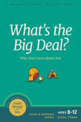 What's the Big Deal?: Why God Cares about Sex - eBook
