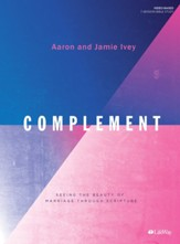 Complement: Seeing the Beauty of Marriage Through Scripture Bible Study Book