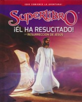SuperLibro: ¡Él ha resucitado! (SuperBook: He is Risen!)