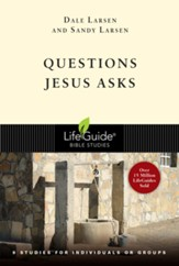 Questions Jesus Asks - eBook