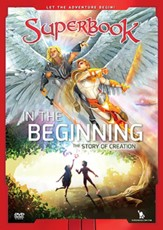 Superbook, In the Beginning: The Story of Creation, Hardcover