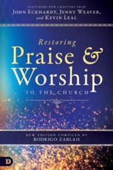 Restoring Praise and Worship to the Church - eBook