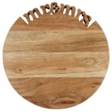 Mr. and Mrs. Cutting Board