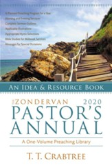 The Zondervan 2020 Pastor's Annual: An Idea and Resource Book - eBook