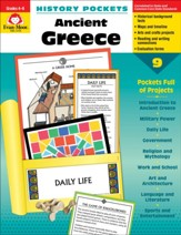 History Pockets: Ancient Greece, Grades 4-6