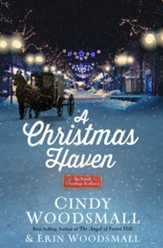 A Christmas Haven: An Amish Christmas Romance - eBook