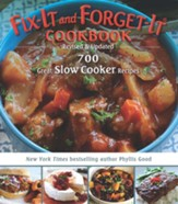 Fix-It and Forget-It Cookbook: Revised & Updated: 700 Great Slow Cooker Recipes - eBook