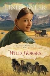 Wild Horses: Another Spirited Novel By The Bestselling Amish Author! - eBook