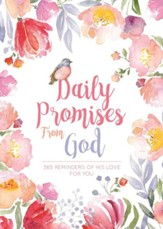 Daily Promises from God - eBook
