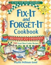 Fix-It and Forget-It Revised and Updated: 700 Great Slow Cooker Recipes - eBook
