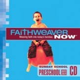 FaithWeaver Now: Preschool CD, Winter 2019-20