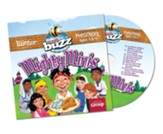 Buzz: Preschool Mighty Minis CD, Winter 2019-20
