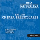 En La Naturaleza: CD para preescolares (In The Wild: Preschool Enhanced CD)