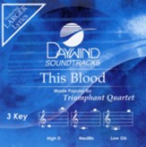 This Blood, Accompaniment CD