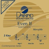 Even If, Accompaniment CD