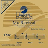 My Revival, Accompaniment Track