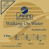 Walking on Water, Accompaniment Track
