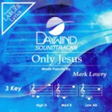 Only Jesus, Accompaniment Track