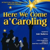 Here We Come a'Caroling, Listening CD
