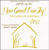 How Great Our Joy, Listening CD